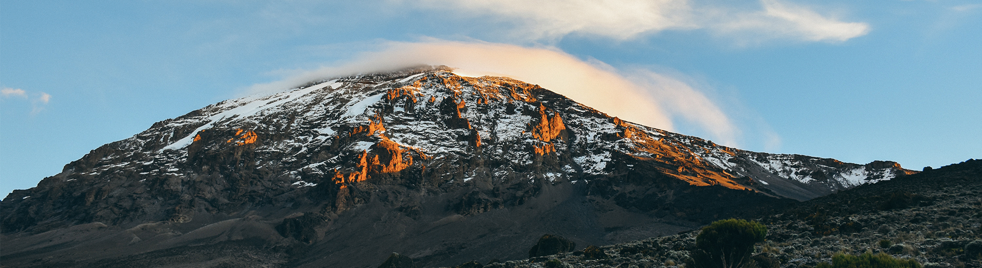 Kilimanjaro by the Machame way