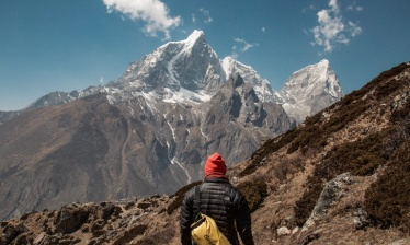 Haute route de l'Everest, Gokyo et Island Peak